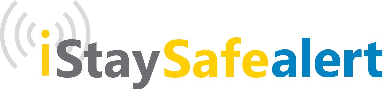 iStaySafeAlert word logo V1