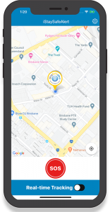 iStaySafeAlert-App